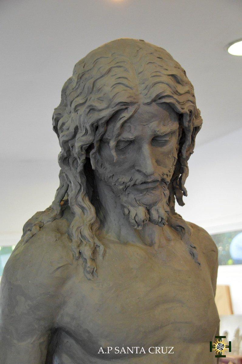 Jesús de la Caridad, la nueva obra de Navarro Arteaga para Camas ...