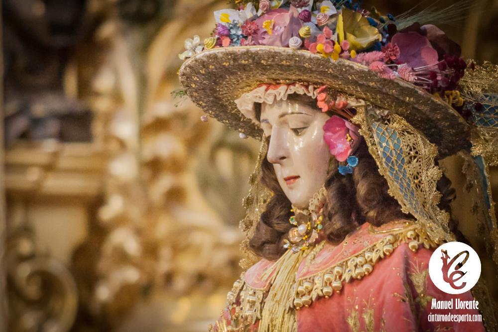 Todos Los Datos Sobre El Traslado De La Virgen Del Rocío A Almonte Cinturón De Esparto