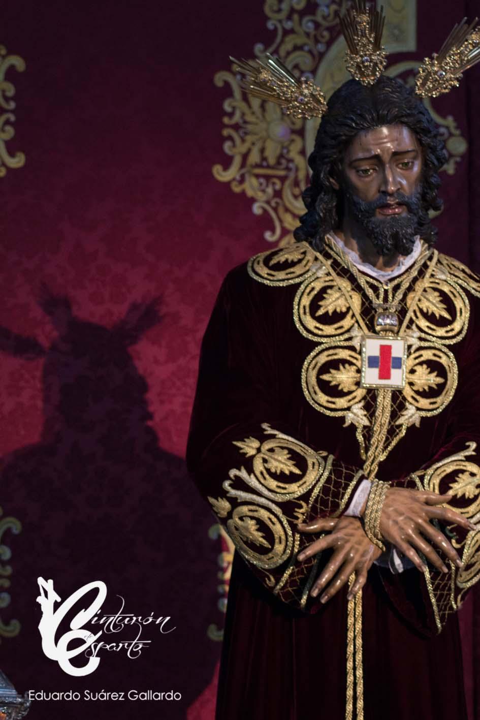 Nuevo Hermano Mayor En La Hermandad De San Pablo Cinturon De Esparto